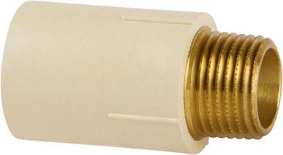"Conector Transferência FM CPVC  15mmx1/2"""