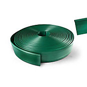 Divisor de Solo com Borda Oval, Verde, 50m