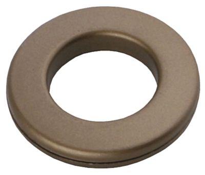 Kit Ilhós de Plástico 28mm 20 Peças