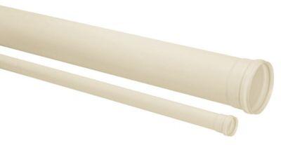 Tubo Esgoto Branco 100mm X 6m
