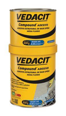 Compound Adesivo, 1kg