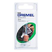 Ponta Paralela Oxid Alum 3/8 Dremel, Cinza