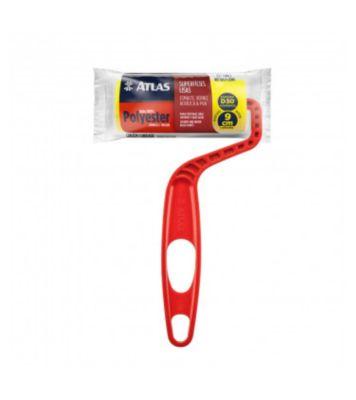 Rolo para Pintura de Espuma Uso Geral 9cm REF-606/9 Amarelo