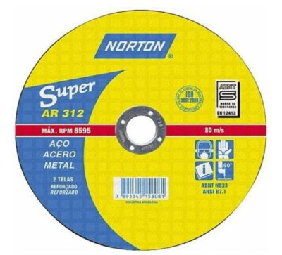 Disco de Corte Ar312 Super, 229X3,0X22,22