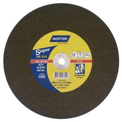 Disco de Corte Ar312 Super, 254X3,2X25,40