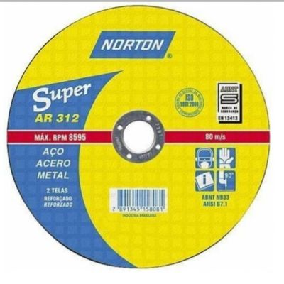 Disco de Corte Ar312 Super, 254X3,2X19,05