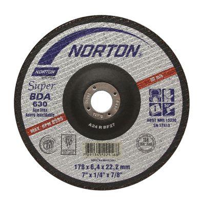Disco de Desbaste Bda630 Super Inox 178x6,4x22,22mm