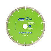 Disco Diamantado Linha Pro Segmentado, 180X22,23