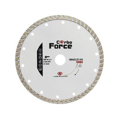 Disco Diamantado Linha Pro Turbo, 180x22,23mm