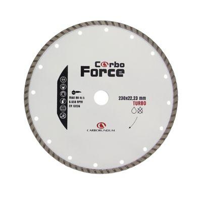 Disco Diamantado Linha Pro Turbo, 230X22,23