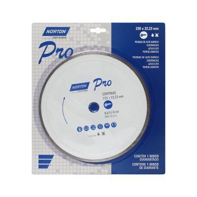 Disco Diamantado Linha Pro Contínuo, 230x22,23