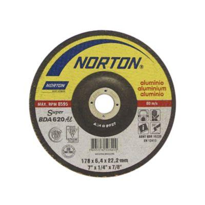 Disco de Desbaste Alumínio BDA620 177,8x6,4x22,22mm