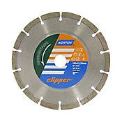 Disco Diamantado Clipper Segmentado ., 180X8X22,23