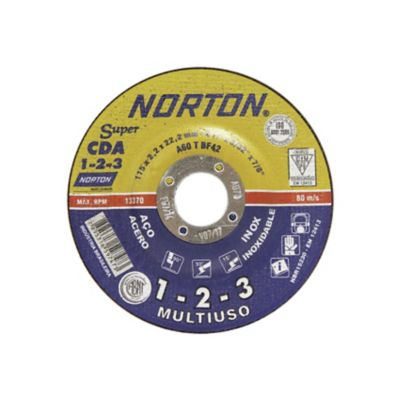 Disco de Corte Cda Multi Super 115x2,2x22,22mm