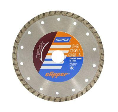 Disco Diamantado Clipper Turbo 180x8x25,4mm