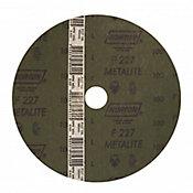 Disco Lixa Metalite F227 115X22 Grao 100
