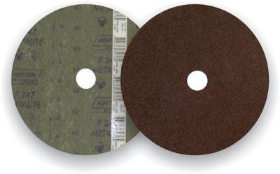 Disco Lixa Metalite F247 Grão 60 180x22mm