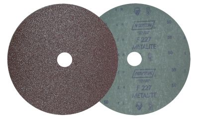Disco Lixa Metalite F247 Grão 50, 180X22