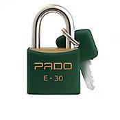 Cadeado Sm E-30mm Cor Verde
