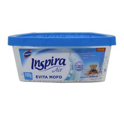 Evita Mofo Sonho de Infância 100g Azul