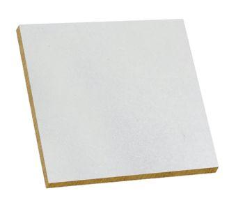 Chapa de MDF Revestido Branco TX 2750x1850x18 mm