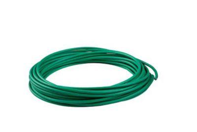 Cabo Flexível 6mm2 Verde Rolo 10M