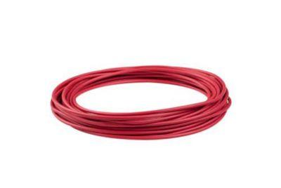 Cabo Flexível 4mm2 Vermelho Rolo 10M