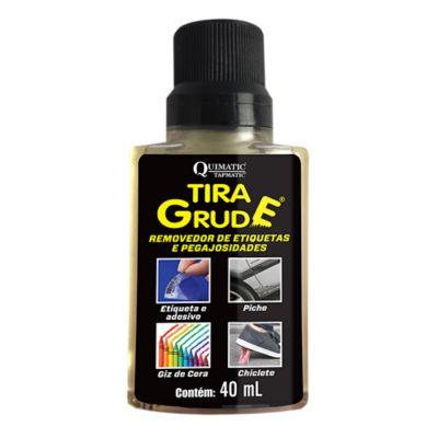 Removedor Tira Grude 40ml, Incolor
