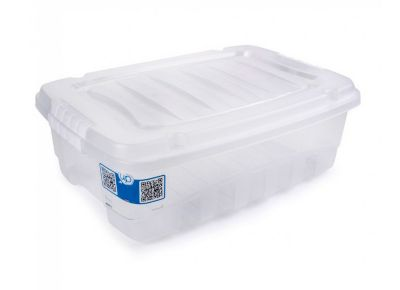 Caixa Gran Box Baixa Incolor 26.5L