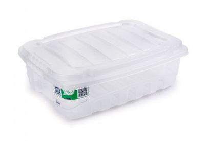 Caixa Gran Box Baixa Incolor 9.3L
