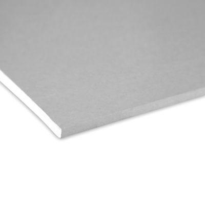 Placa de Gesso Standard 12,5mm 120x180cm Branco