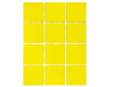 Revestimento Canário REF-3030 10x10cm Caixa 1,95m² Telado Amarelo