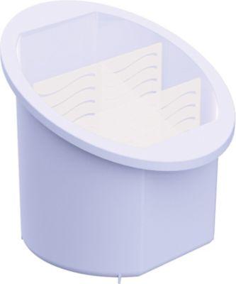Separador Organizador Branco Solido Branco 152x152x16cm