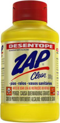 Desentupidor Desentope Zap Clean Liquido 300G