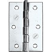 Dobradiça 850 X 3 Zinc, Zincado Galvanizado