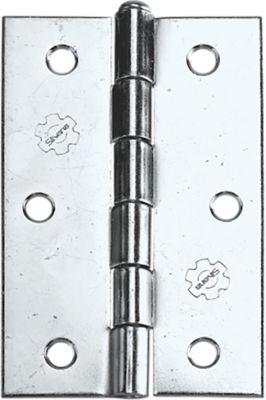 Dobradiça 850 X 4 Zinc, Zincado Galvanizado