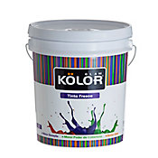 Tinta Acetinada Exterior Sup Standard 18L Branco