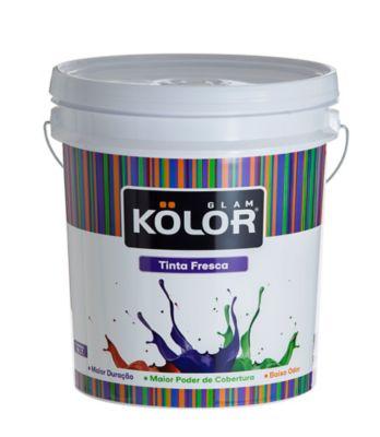 Tinta Acetinada Interior Sup Standard 18L Branco