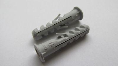 Bucha de Nylon com Anel 5mm Ct 20 Peças
