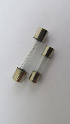 Fusível Pequeno 5X20mm 1A Com 4 Peças