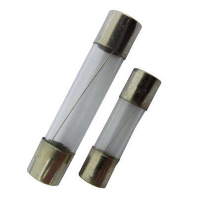 Fusível Grande 6X30mm 1A Com 4 Peças