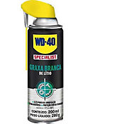 Graxa Br Litio Spray Wd40 200Ml, Prata