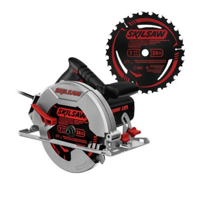 Serra Circular Skil 5402 1400W 127V  1 Disco, guia e chave