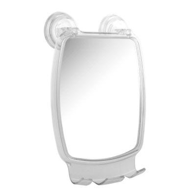 Espelho Antiembaçante para Banheiro com Ventosas