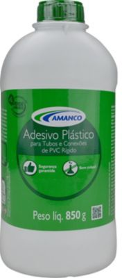 Adesivo Frasco Extra Forte PVC 850G