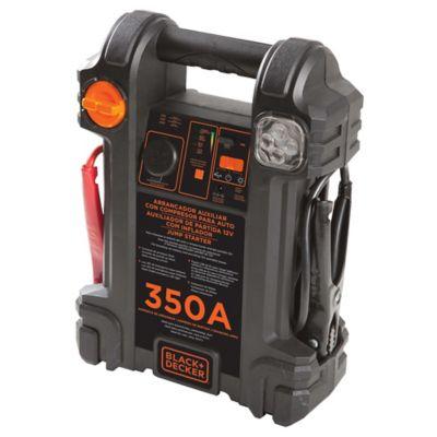 Auxiliar Partida e Inflador 12V 7Ah 350A Black+Decker