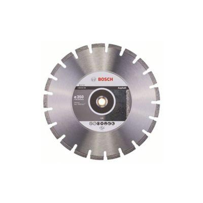 Disco Diamantado Asfalto 350x20/25,4