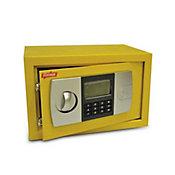Cofre Digital com Visor LCD 310x200x200cm Amarelo