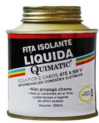 Fita Isolante Líquida 200ml