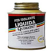 Fita Isolante Líquida, Bege 200ml